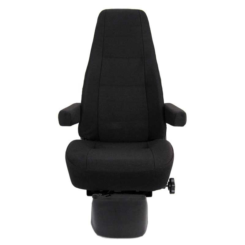 Bostrom Talladega T-915 Black Seat With Air Lumbar System