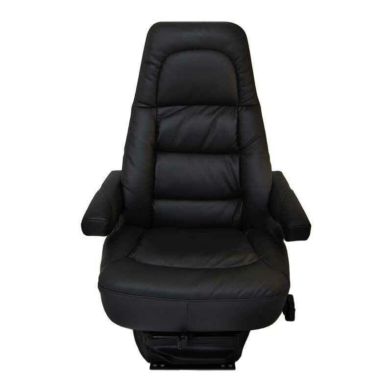 Bostrom Low Profile Wide Ride High Back Seat
