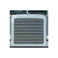 Peterbilt 388 389 Grill with Horizontal Bars