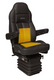 Legacy Gold Black Heat & Massage Seat Heated Area