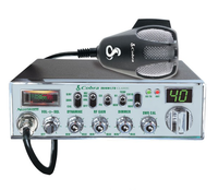 Cobra 29 NW LTD 40 Channel Nightwatch CB Radio With Built In SWR Meter