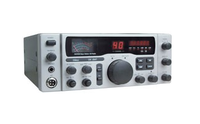 Galaxy 40 Channel 6 Digit Frequency Counter CB Radio