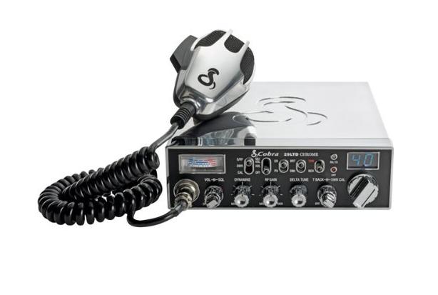 Cobra 29 LTD Special Edition Chrome Finish CB Radio