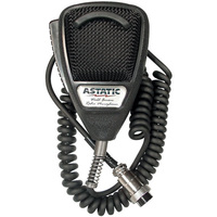 Astatic 636L Noise Canceling Dynamic 4 Pin CB Microphone
