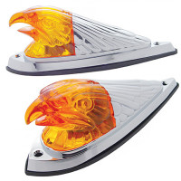 Eagle Cab Light Amber w/ Chrome Housing Pick-Up Truck