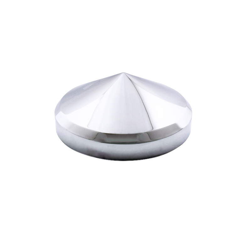 Rear Cone Shape Hub Cap