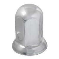 Stainless Steel Push-On 33mm Lug Nut Cover