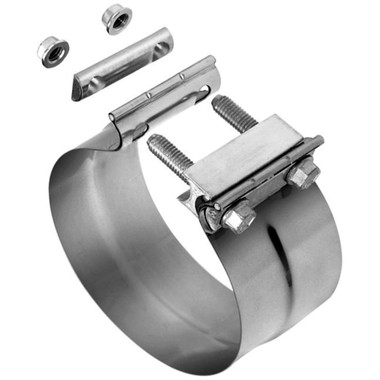 5 Quot Dynaflex Stainless Steel Band Clamp Raney S Truck Parts