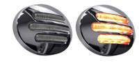 Small Clearance LED Marker Lights Flatline