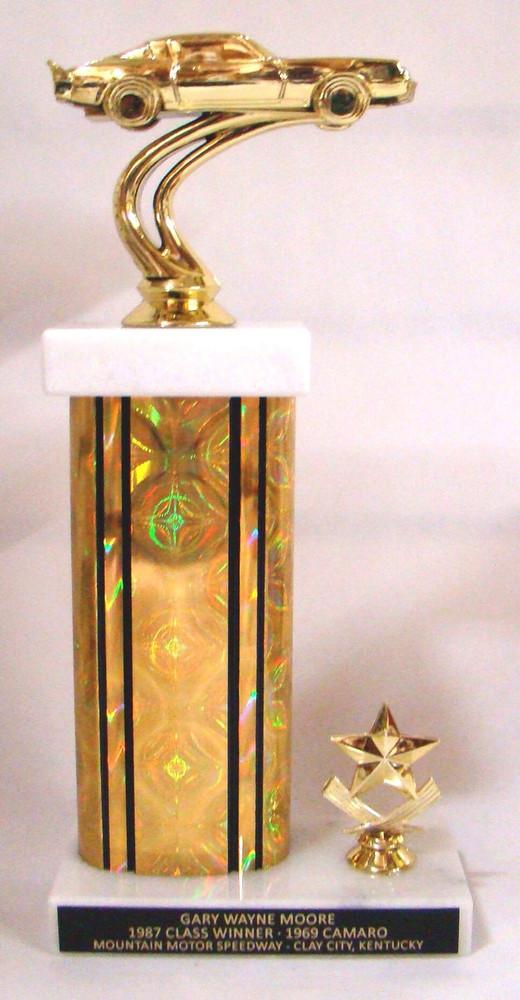 Car Show Bike Show Trophy Free Engraving Daves Trophies - Cheap car show trophies