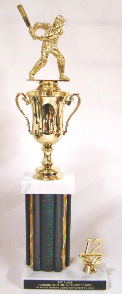 Gardening Trophy 10cm FREE ENGRAVING 137A.FX067