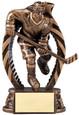 Running Star Series Hockey Female - Free Engraving