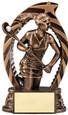Running Star Series Lacrosse Female - Free Engraving