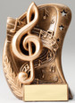 Curve Series Music - Free Engraving
