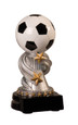 Encore REN Series Medium 7'' Soccer - Free Engraving