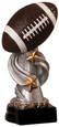 Encore REN Series Large 8.5'' Football - Free Engraving