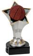 Rising Star RSC200 Series Medium 7'' Basketball - Free Engraving