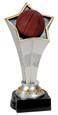 Rising Star RSC300 Series Large 8.75'' Basketball- Free Engraving