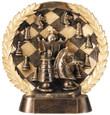 Sunburst Resin Series Chess - Free Engraving