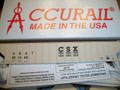 Accurail HO Scale PS 4750 Grain Hopper KIT CSXT 251362