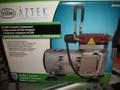 Testers Aztek AC200 Compact Compressor Pressure Gauge, Moisture trap NICE!