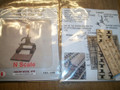 Osborn Model Kits N Scale General Switch Stands RRA-3086 10 pack