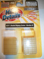 Classic Metal Works - HO Scale Mini Details Stacked Shipping Cartons Havoline Oils  Load #20215