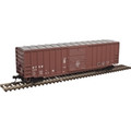 "Atlas HO Scale Trainman ACF 50'6"" Box Car Susquehanna NYSW 140"