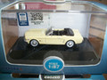 Oxford HO Scale 1965 Ford Mustang Convertible Springtime Yellow