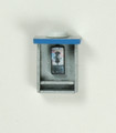 GC Laser HO Scale Telephone Booth Straight Sides Kit #19091