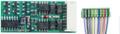 NCE DCC Decoder  D13SR - 10 pack