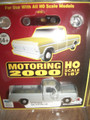 Atlas HO Scale 1973 Ford F-100 Pick Up Undecorated Gray