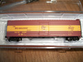 Fox Valley N Scale 50ft Rib Side Yellow DF Milwaukee Road #2065