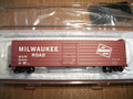 Fox Valley N Scale 50ft Rib Side Billboard  Milwaukee Road #50434