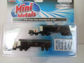 BOGO Classic Metal Works N Scale '54 Ford Tractor / Covered Wagon 2 pack USS US Steel  #51168