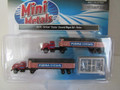 BOGO  Classic Metal Works N Scale '54 Ford Tractor / Covered Wagon 2 pack  Purina Chows #51171