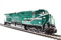 BLI HO Scale AC6000 GE Demo #6000 Green Machine Paragon 3 DC/DCC/ and smoke!
