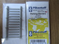 PikeStuff HO Scale Parking Barriers 12 Pack