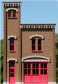 GC Laser HO-SCALE FIREHOUSE #3 NPR (No Painting Needed!) #190241