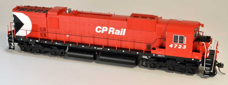 Bowser HO Scale Alco M636 CP Canadian Pacific #4719 CP Rail
