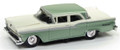 Classic Metal Works - HO Scale 1959 Ford Fairlane Sagebrush Green Metallic #30491