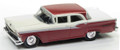 Classic Metal Works - HO Scale 1959 Ford Fairlane Brandywine Red #30493