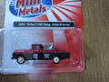 Classic Metal Works - HO Scale '60 Ford F-100 Pickup Truck Philips 66 Services  #30501