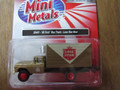 Classic Metal Works - HO Scale '60 Ford Box Truck Lone Star Beer  #30441