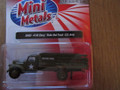 Classic Metal Works - HO Scale '41/46 Chevy Stake Bed Truck U.S.Army #30465
