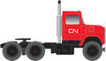 Atlas HO Scale Ford LNT 9000 Tractor  CN Canadian National