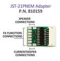 Soundtraxx JST-21PNEM Adaptor #810159