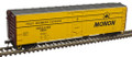 Atlas HO Scale 50ft Plug Door Box Car MONON (FGE) RBNX 90270