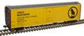 Atlas HO Scale 50ft Plug Door Box Car Great Northern RBWX  64051