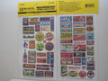 Blair Line O Scale Porcelain Advertising Signs  II   #239